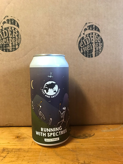 Lost and Grounded  - Running with Spectres 6.8%