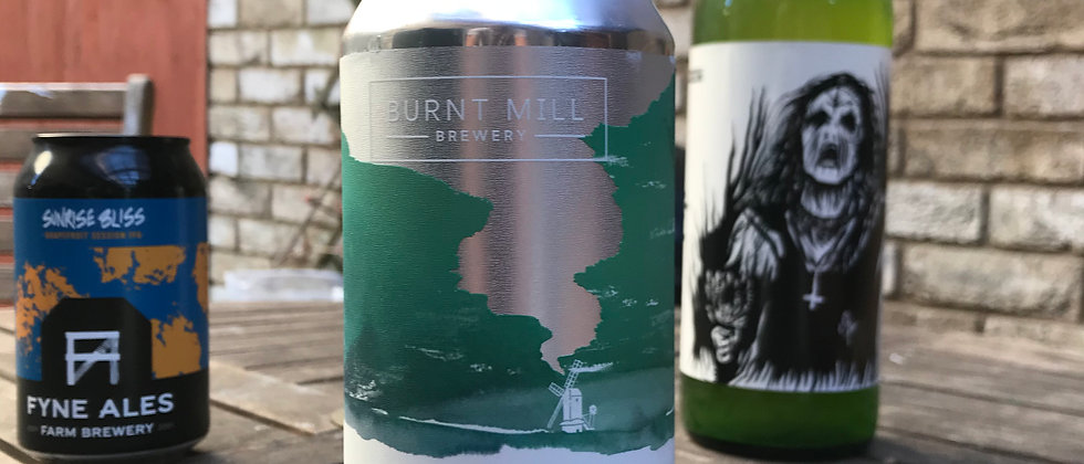 Burnt Mill - Pintle Pale ale 4.3%