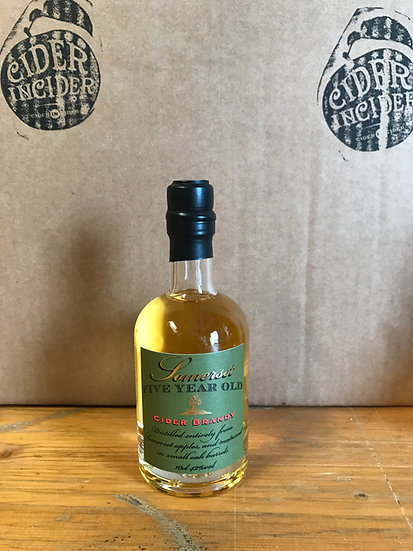 Somerset 5 yr old cider brandy 10cl