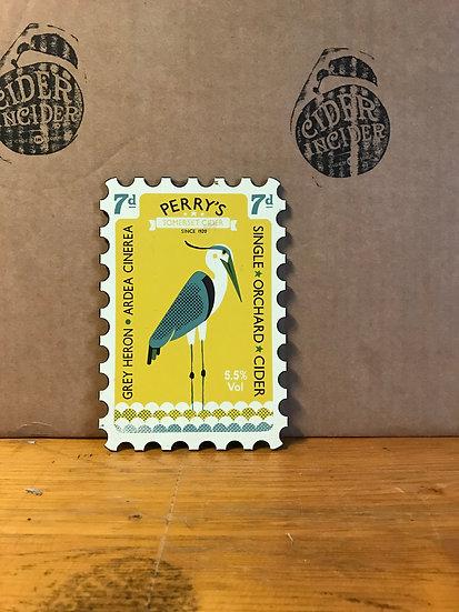 Perry's Grey Heron BIB Medium sweet cider 5.5%