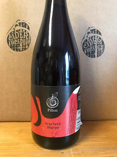 Pilton Scarlett Sharpe Hopped Blackcurrant wine + cider 5.4%