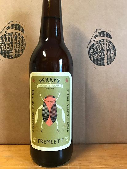 Perry's Tremlett Bottles x 12 - 500ml