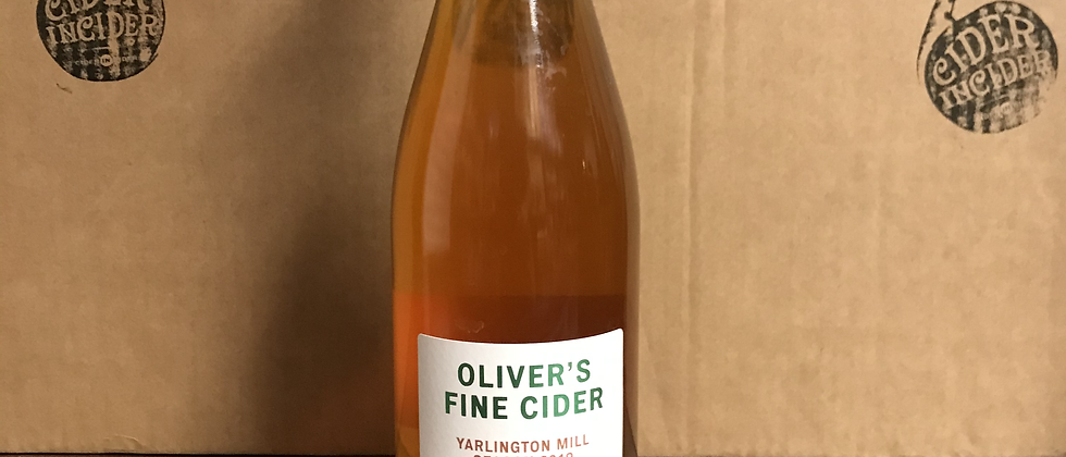 Oliver's Yarlington Mill 2019  6.5%