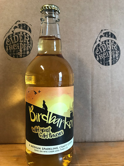 Ross on Wye Birdbarker Cider 5.2% x 12