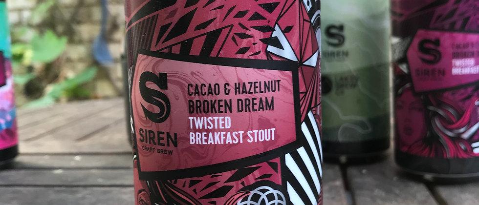 Siren Broken Dream (cacao and hazelnut) 6.5%