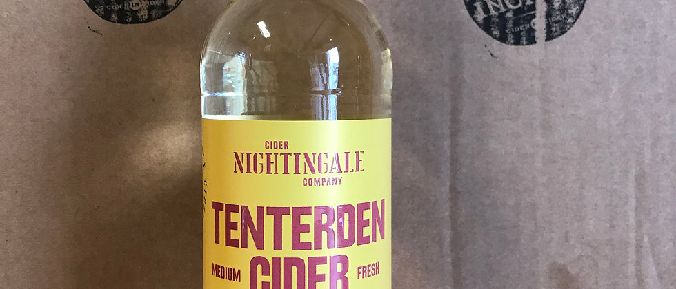 Nightingale's Tenterden Cider 5.5%
