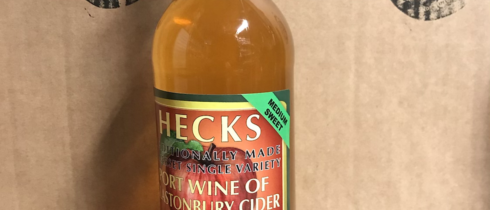 Heck's Port Wine of Gastonbury 6.0%