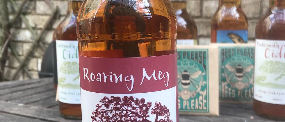 Lyne Down Roaring Meg Med Cider 5.2%