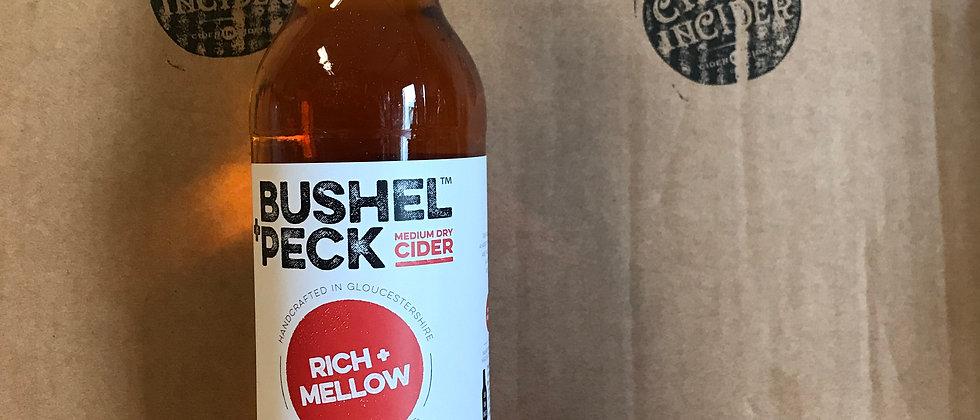 Bushel + Peck  Rich and Mellow    6 %   500ml