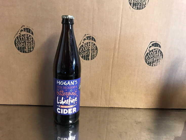 Hogan's Libertine Cider 6.2%
