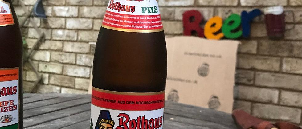 Rothaus Pils  5.3%  500ml