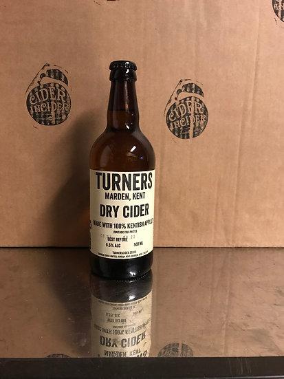 Turner's Dry Cider 6.5%