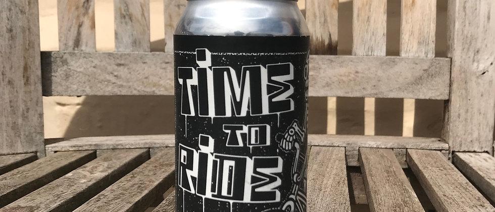 Black Iris - Time to Ride 6.5%