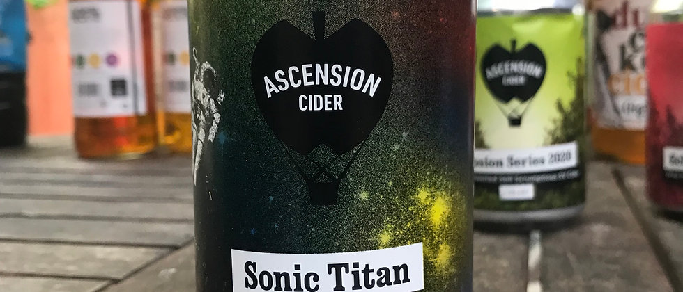 Ascension  Sonic Titan -   8.2 %