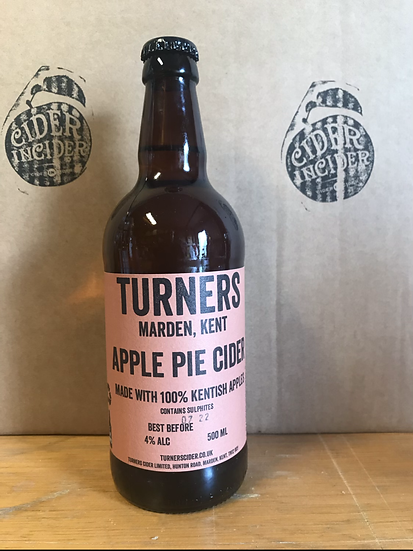 Turner's Apple Pie Cider