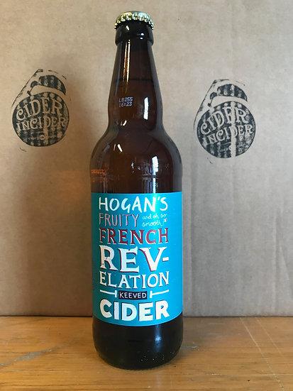 Hogan's French Revelation Cider 4.8% 500ml bottle