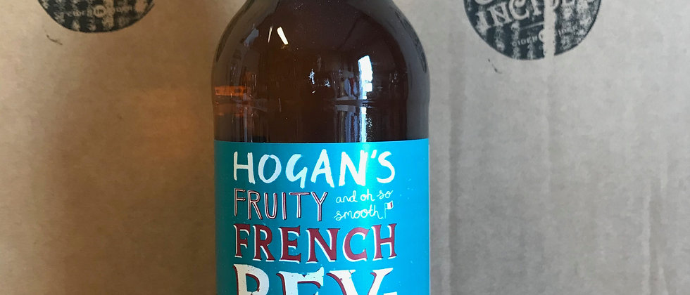 Hogan's French Revelation Cider 4.8% 500ml bottle