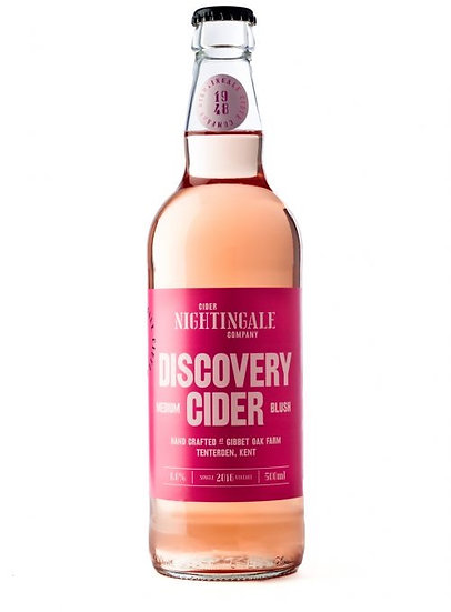 Nightingale's Discovery Cider 500ml 6%