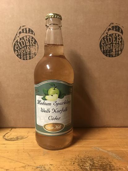 Whin Hill Medium Sparkling Cider 6.8 %