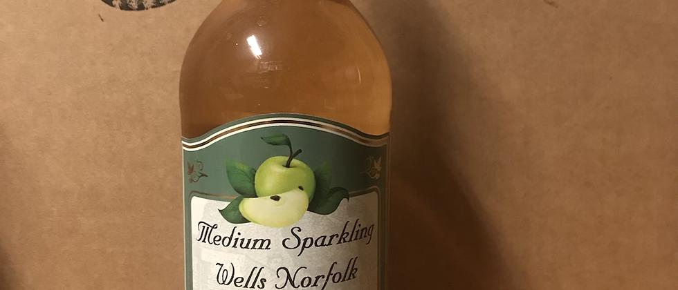 Whin Hill Medium Sparkling Cider 6.8 %  500ml