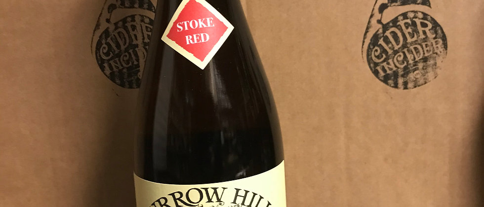 Burrow Hill Cider - Stoke Red