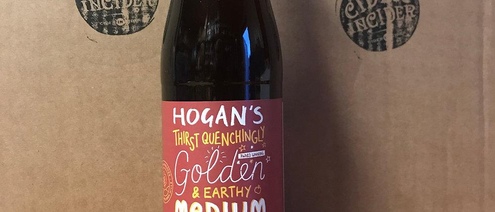 Hogan's Medium Cider 5.4%   12 x 500ml bottle