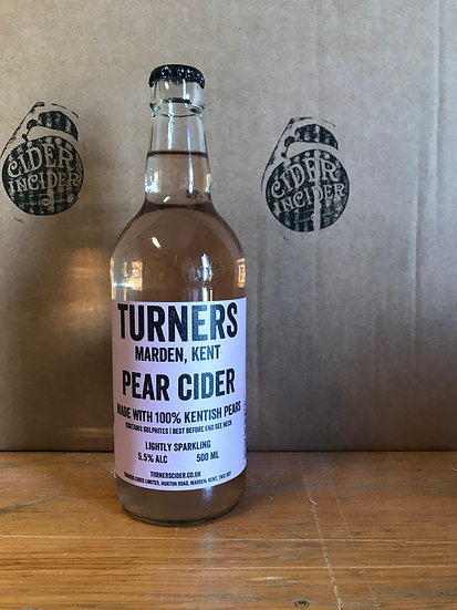 Turners Perry 5.5%  500ml x 12