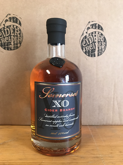 Somerset XO Aged and Blended  Brandy 42% - 50cl