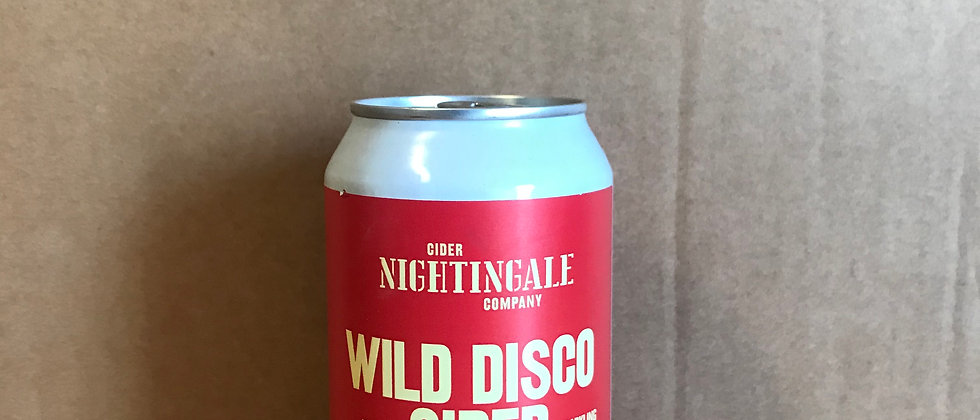 Nightingale's Wild Disco Cider 5.5% 330ml x 12