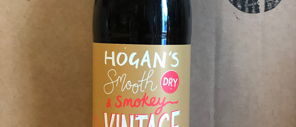 Hogans Vintage Cider 7%