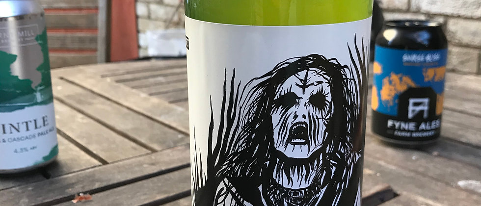 Ascension Voss Kviek Russet Cider 8.3%