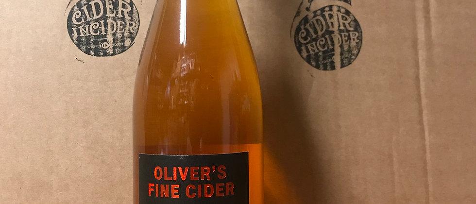Oliver's Pet Nat cider  2018  5.4 %