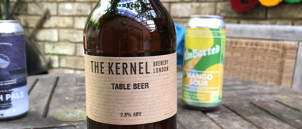 The Kernel Table Beer  -   2.8 %