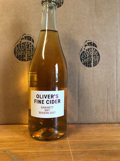 Oliver's Dabinett Dry 2017 9.3%