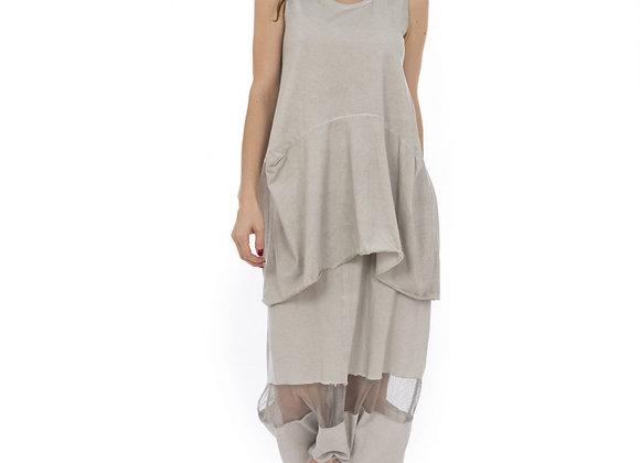 Luukaa Cotton Sleeeveless Top Y0135