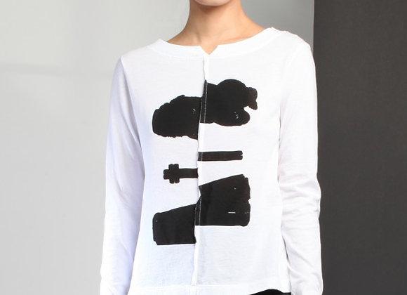 Lurdes Bergada T-shirt m21-801