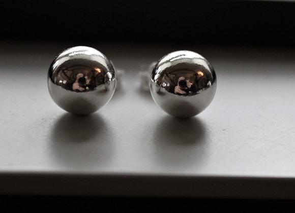 Silver Ball stud