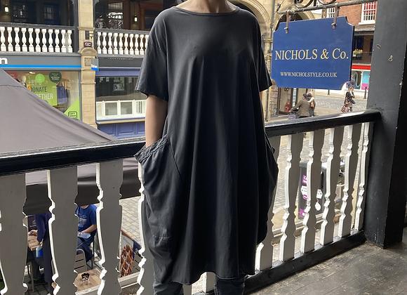 Jersey Pocket Dress BL71