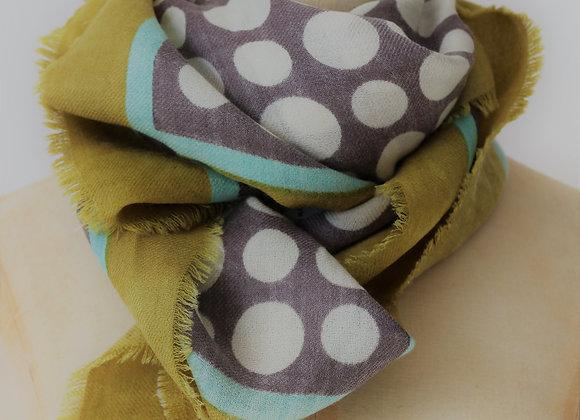 Etnika wool scarf