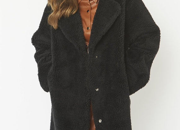 Reversible Teddy Bear Coat