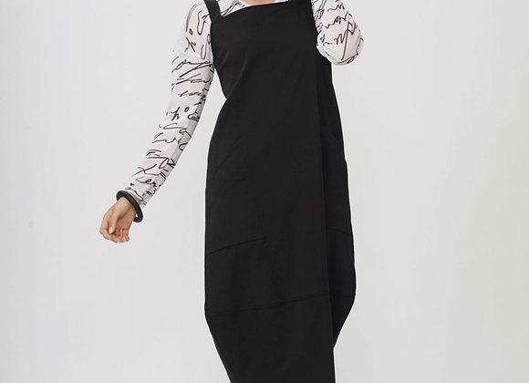 Luukaa Pinafore Dress Y0505