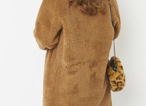 Reversible Teddy Bear Coat