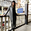 Thumbnail: Jersey Pinafore Dress BL37