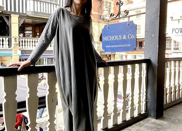 Jersey Pinafore Dress BL37