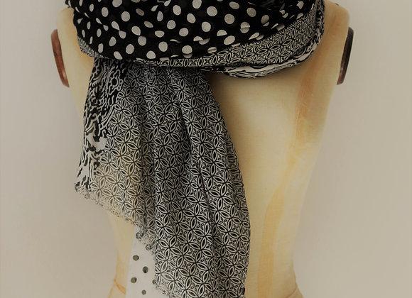 Etnika cotton scarf