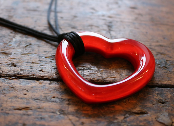 Zsiska Heart Necklace