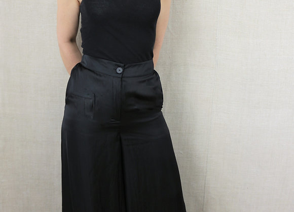 nu satin trousers Y2113025