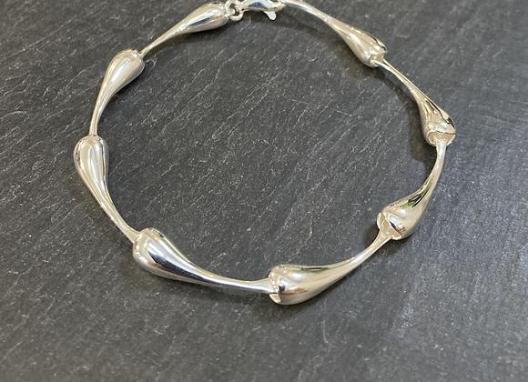 Sterling Silver  bracelet B5193