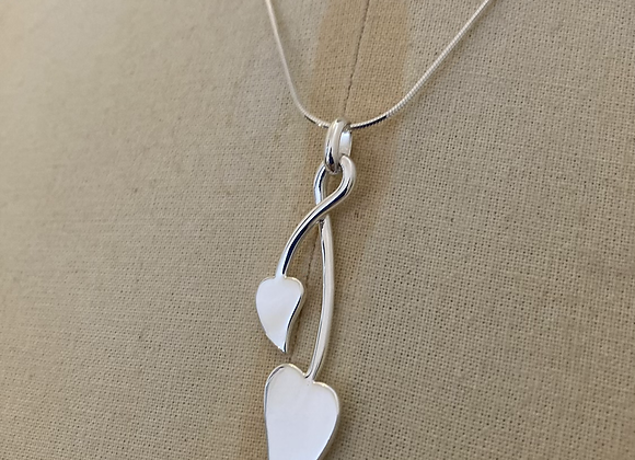 Sterling Silver  Necklace R5154