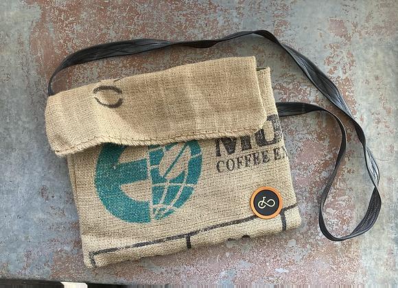 Coffee Sack Musette Bag